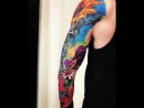 Идеи татуировок (Zhang Po)