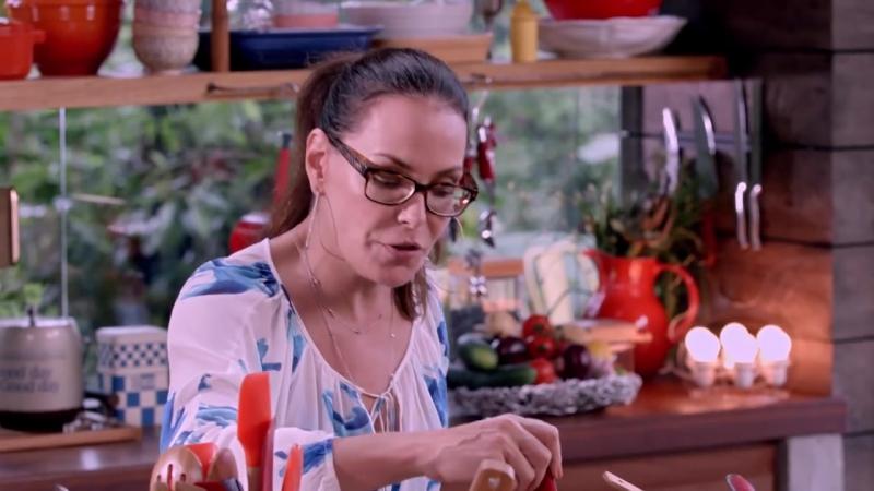 Receita de moussaka lasanha Carolina Ferraz