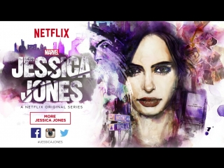 Джессика Джонс - трейлер   Marvel's Jessica Jones Netflix Trailer