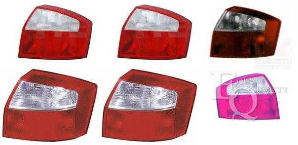 Задний фонарь для AUDI A4 кабрио (8H7, B6, 8HE, B7)