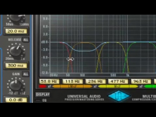 Precision Multiband Comp Demo