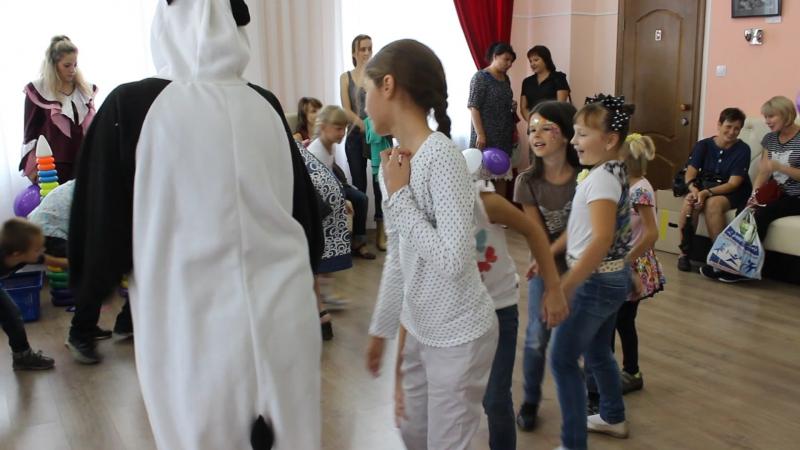 ТМТ август 2016 Перед спектаклем Стойкий Оловянный солдатик