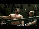 Daisuke Sekimoto, Kohei Sato vs. Daichi Hashimoto, Hideyoshi Kamitani (BJW - Saikyo Tag League 2017 - Finals)