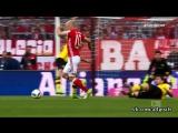 Чемпионат Германии 2016-17 / Лучшие голы 28-го тура / Топ-5 [HD 720p]