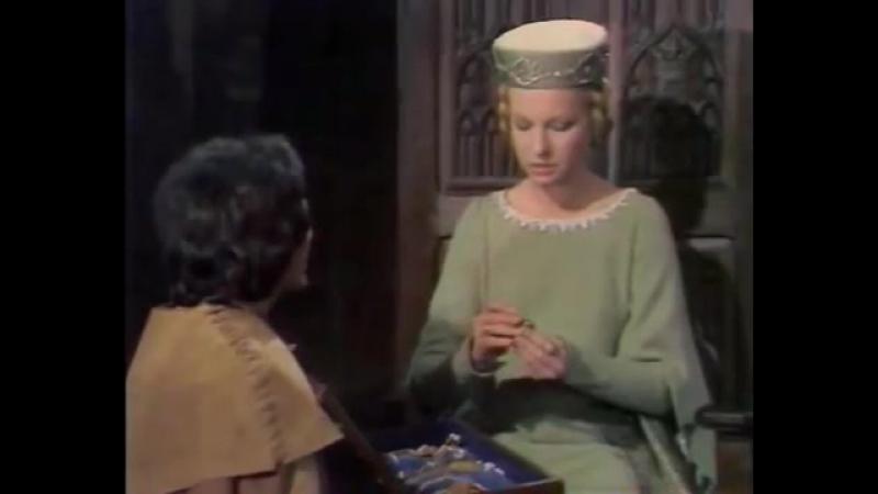 1серия ,,ПРОКЛЯТЫЕ КОРОЛИ,, (1972) -железный король