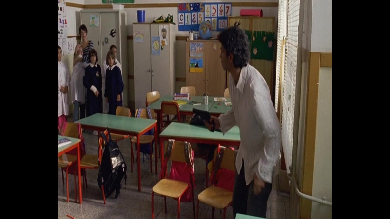 Комиссар Рекс 12 сезон 3 серия (129) Школа страха