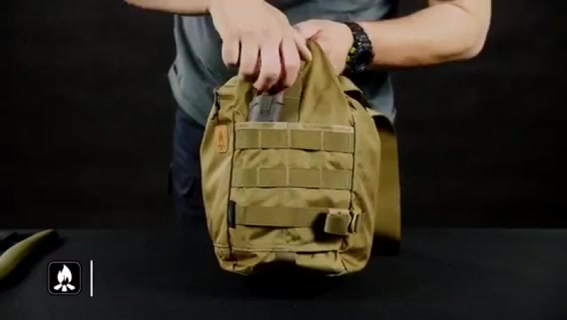 Видеообзор Helikon Tex Bushcraft Satchel®