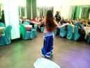 Восточный танец. Николаева Анастасия