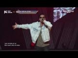 Yoon Mi Rae x Tiger JK x Jeebra - Intro + Jet Pack @ KCON In Japan 170525