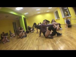 TWERK   Choreography by Valeriya Romanova   Елена Темникова - Движения