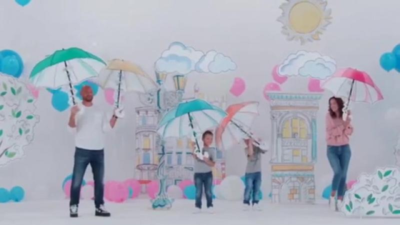 Семейное видео Андрея Маркова Жена бывшего защитника Канадиенс посвятила ему любовную песню