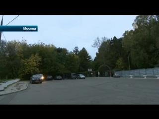 РЕН ТВ. Новости - Решается судьба предполагаемого убийцы криминального авторитета на Кунцевском кладбище