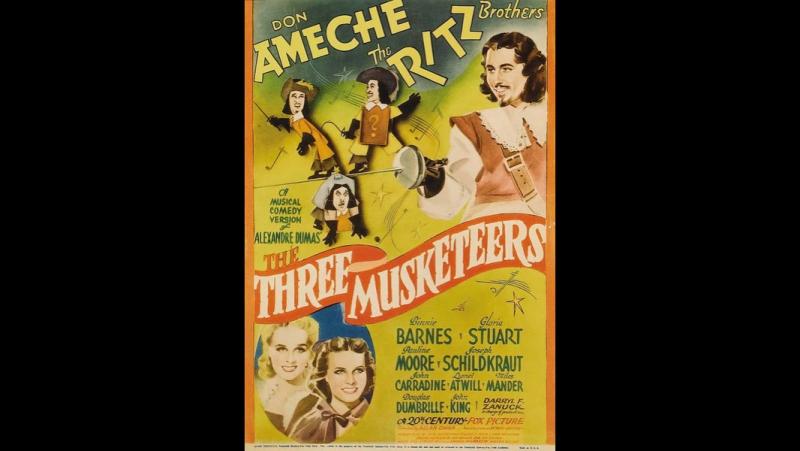 Три мушкетера (1939)
