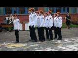 Плац - концерт ДЮП