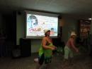 Танец Баня в исполнении семейного дуэта мама и Никита.