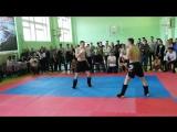 Проходной Бой Санников Леха - Диулин Влад 65 кг ММА Элит