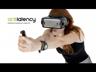 Antilatency - спорт в виртуальной реальности.
