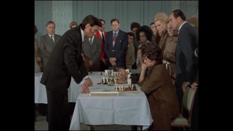 Коломбо.Самый опасный матч (1973)