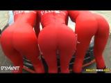 Alexis Texas Bobbi Starr Franceska Jaimes Sexy Lesbian Porno Star Leggings Ass Секси Лесби Сочные Попки в Лосинах Сиськи Анал Ню