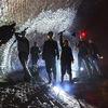 Экскурсии в подземелья и пещеры. Сьяны, Неглинка