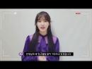 [NEWS] 171115 @ IU - Сообщение для Чон Мичжо с поздравлениями (Congratulatory message for Jung Mijo's album concert)