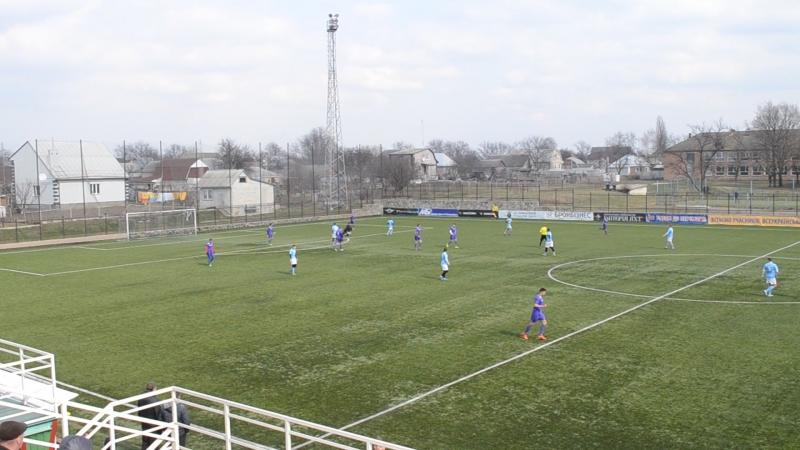 Олімп - ЛНЗ-Лебедин-1:2 (гол Грицая на 76-й хв.)