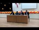 1 часть Собрание в школе 07.07.2017 О2 Девелопмент Ледачкова Москвин Шибаев