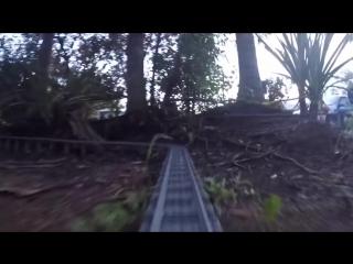 Железная дорога из Lego