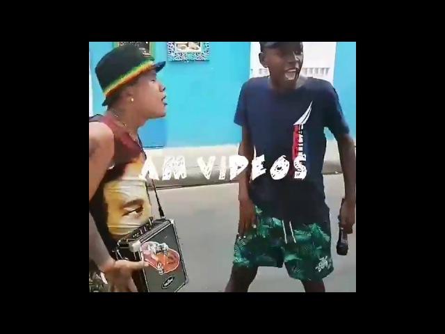 Freestyle en Calle | Súper talentos Colombianos improvisando en las calles de Cartagena