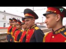 Пермские кадеты едут в Москву на Генеральную репетицию парада Победы