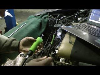 USB эндоскоп ( мотор BMW X6)