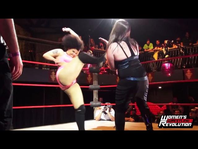 [Free Match] Davienne v. Miranda Vionette v. Sonya Strong v. Willow Nightingale - WWR Project XX