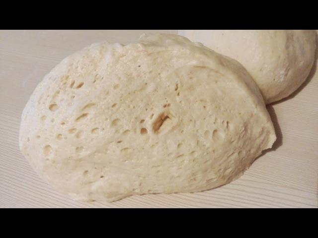 Идеальное дрожжевое тесто на сыворотке Утопленник