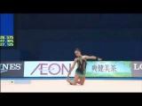 Lyubov Charkashyna 2009 Worlds EF Ball