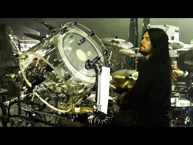 Daniel Erlandsson (Arch Enemy) - War Eternal [drumcam]