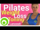 Pilates for Weight Loss and Toning