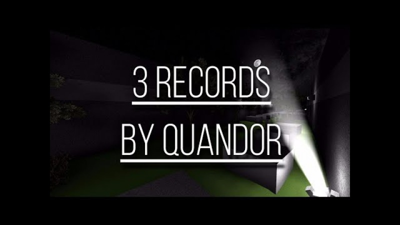 CS:S CS:GO BHOP 3 HSW records by QuandoR. 5