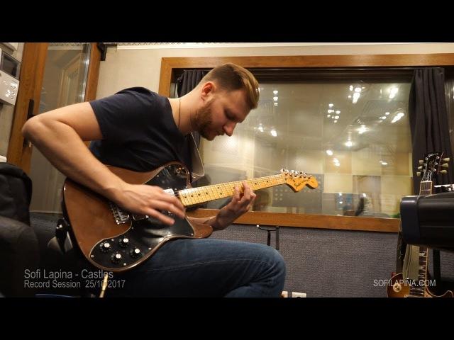 Sofi Lapina - Castles (Studiotime Recording)