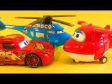 Супер Крылья Джетт Тачки Молния Маквин Мультики Машинки Самолетики для Детей