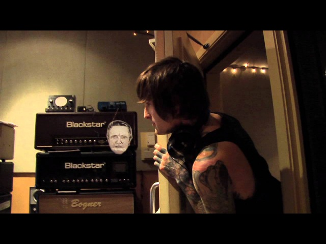 SUICIDE SILENCE - The Black Crown - Studio Update 4 (OFFICIAL BEHIND THE SCENES)