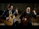Marcello Bach Concerto in D minor performed by the Henderson Kolk Duo