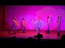 Класс хореографии Корякской школы искусств им.Д.Б.Кабалевского - Национальный корякский стилизованный танец Журавли