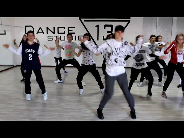 B.o.B — Airplanes (Feat. Hayley Williams) /Choreo by Grishenko Tatiana Dance studio 13
