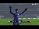 Chelsea vs Watford / E. Hazard 4 Goals Premier League 2017 / Gameplay PES