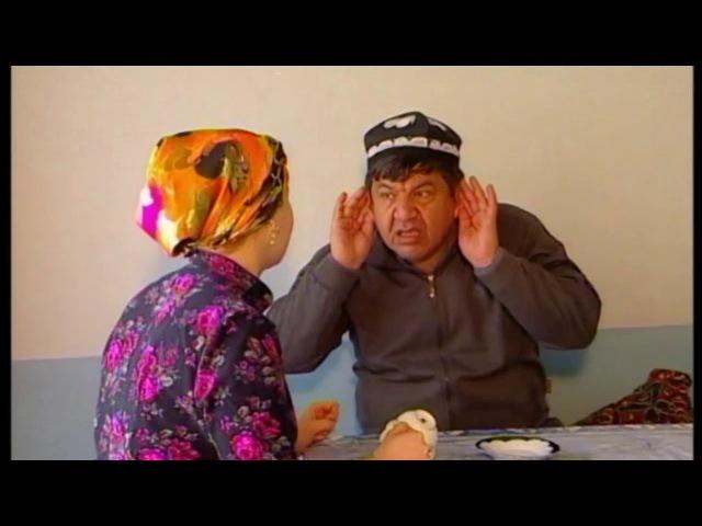 Handalak (Ortiq Sultonov Zokir Ochildiyev) Nimaga tepasan nomart (hajviy ko'rsatuv)
