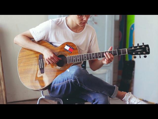 Someone Like You - ADELE - Vlad Zaycev - fingerstyle guitar