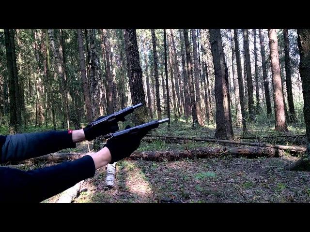 Охолощенный Пистолет ТТ-СХ. Холостой патрон 10*31.