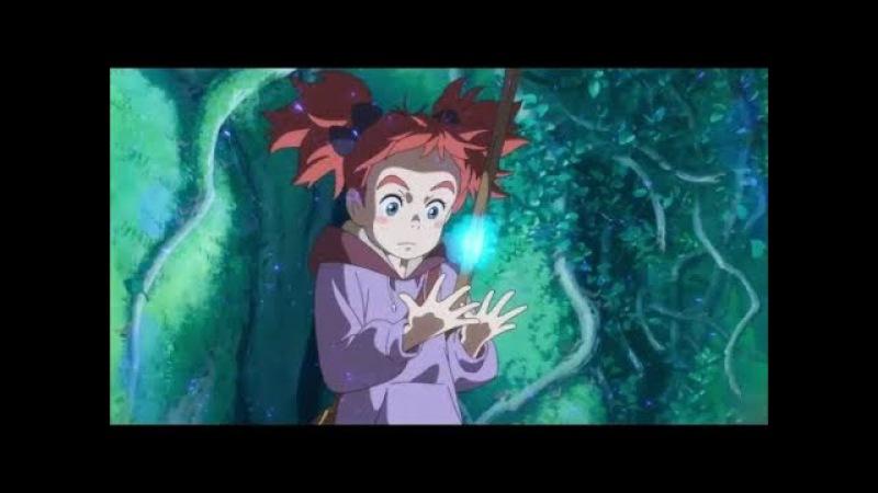 【映画予告編】『Mary and The Witch's Flower(メアリと魔女の花)』TVCM 出演:杉咲花 神26408