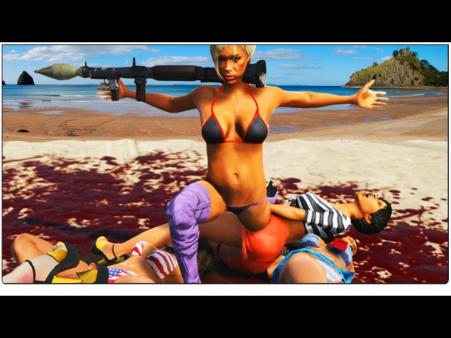 GTA 5 Brutal Kill Compilation 5 (Funny Moments Compilation)