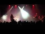 Gorgoroth -  Unchain My Heart Live At Quantic Bucharest Romania 05-11-2017